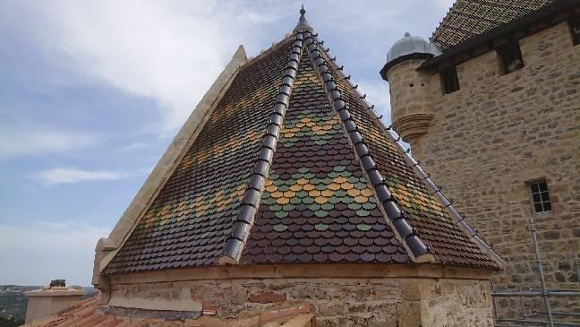 Château d'Aubenas (07)
